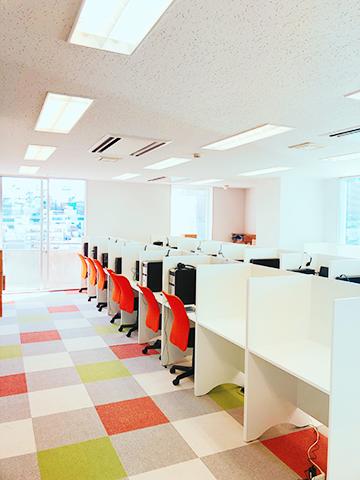 Netty新オフィス